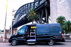 VIVID SYDNEY PACKAGE - CATAMARAN & PARTY LIMOUSINE CRUISE