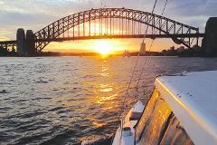 Sunset & Sparkle Harbour Cruise