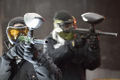 2 Hour Paintball - SPECIAL OFFER - 2nd HOUR HALF PRICE!