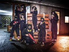 2 Hour Junior Paintball - SPECIAL OFFER - 2nd HOUR HALF PRICE!