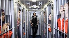 Trapped in a Prison Van - Private Session