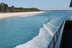 Great Sandy Straits Cruise