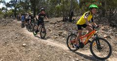 Level 3 - Junior Mountain Bike Program (Gravity Ride)