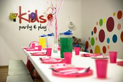 Y-Kids Private Party Room