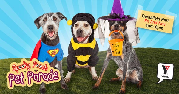 Pet Registration - Spooky Pooch Pet Parade