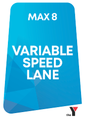 Lane 1: Peak Time - Variable Speed Lane