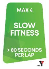 Peak Time - Slow Fitness Lane