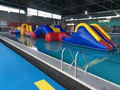 Clarence Pool Giant Inflatable Party