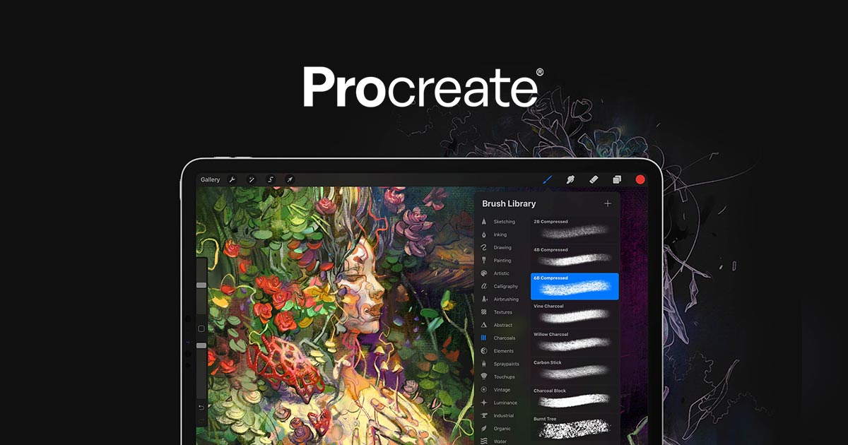 Youth - Procreate Digital Art Workshop