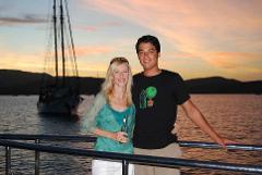 Sundowner Cruise and Dine: Walters Lounge