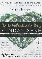 Anti-Valentines Day Sunday Session