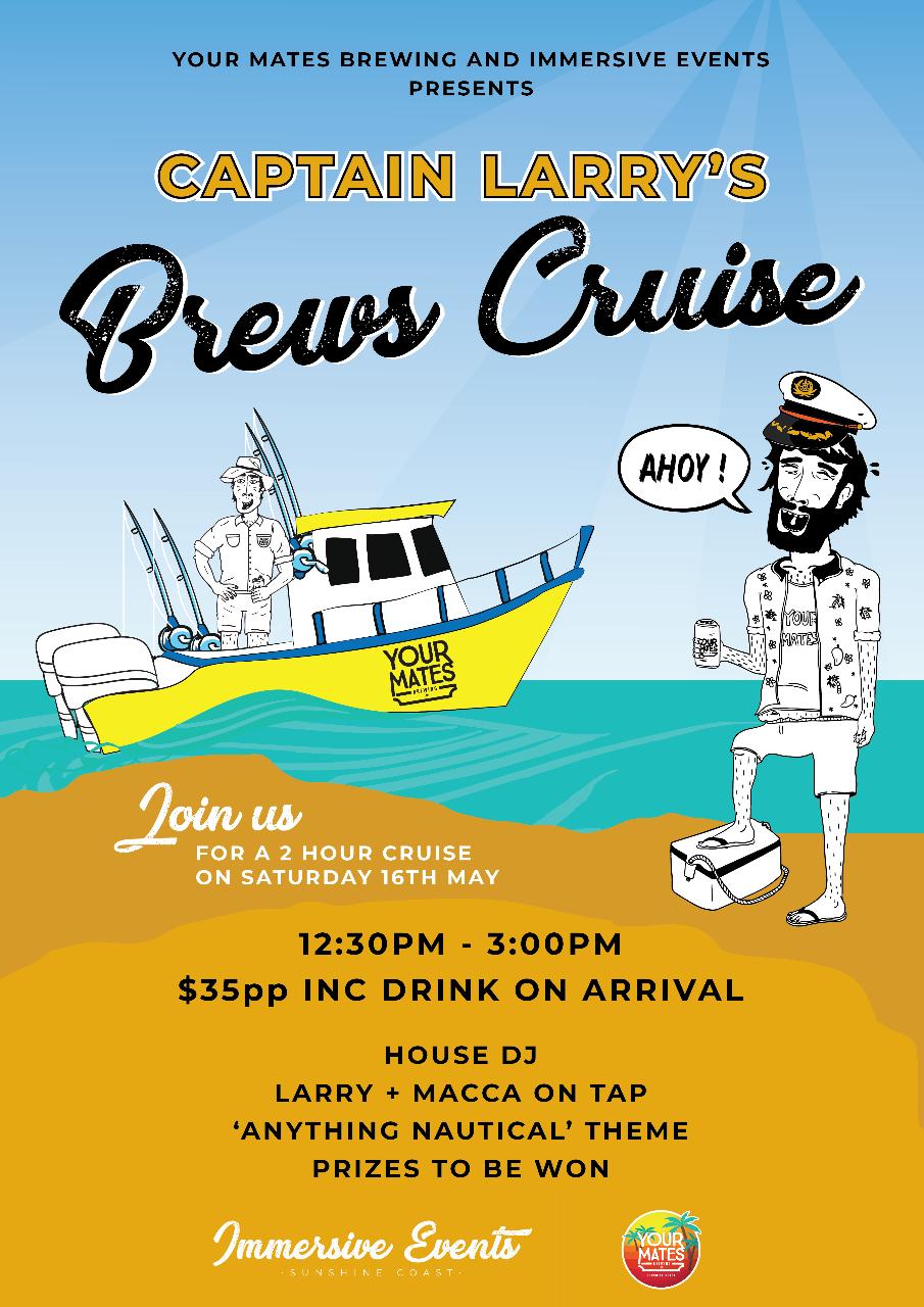 Captain Larry's Brews Cruise