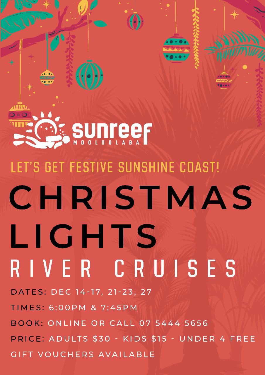 Christmas Lights River Cruise