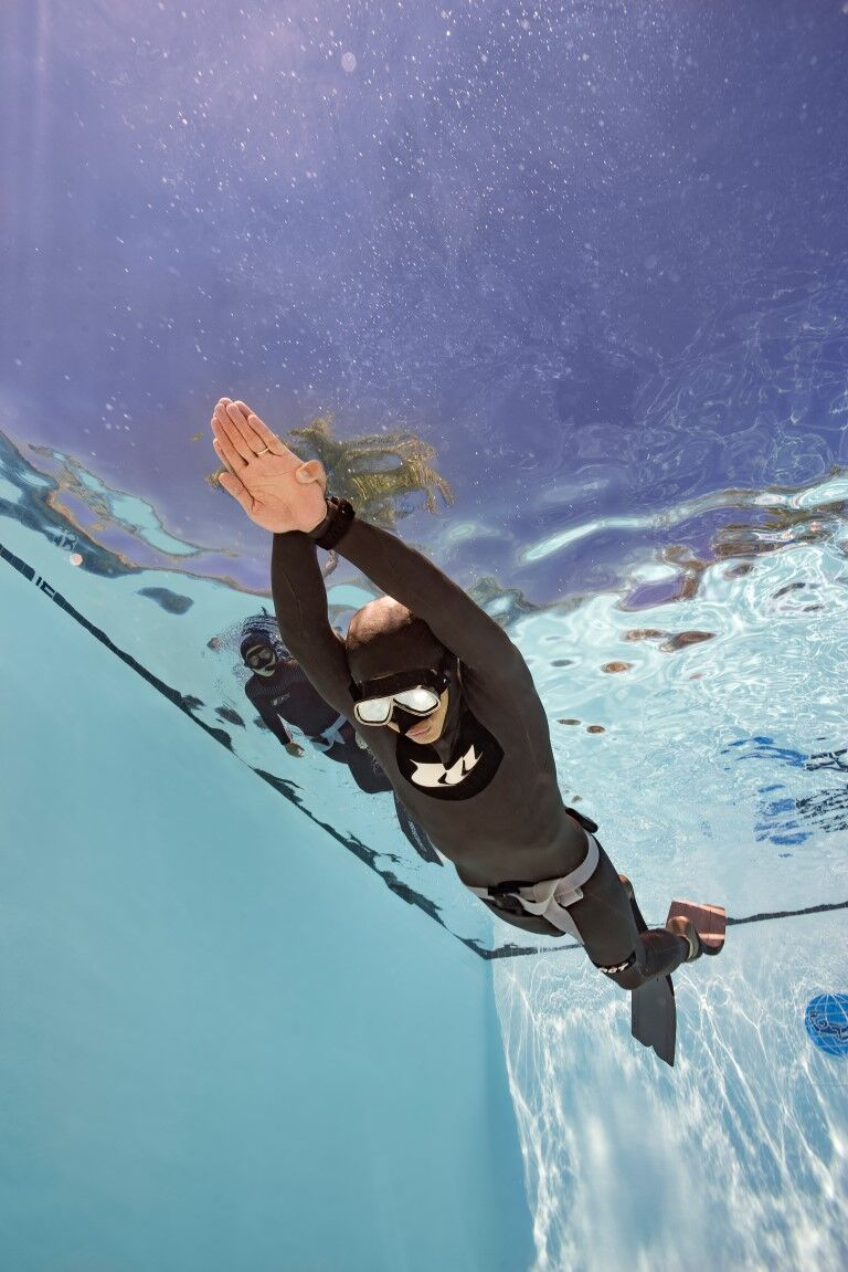 PADI Basic Freediving Course