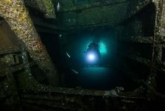 PADI Wreck Diver Course