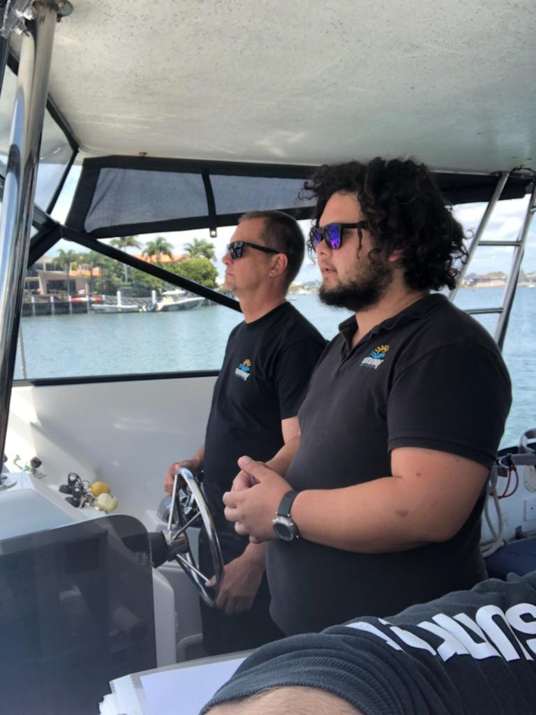 RMDL Boat License