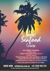 zSunset Seafood Cruise