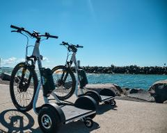 DC-TRI Electric Bike Hire
