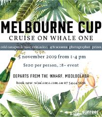 zMelbourne Cup Cruise on Whale One