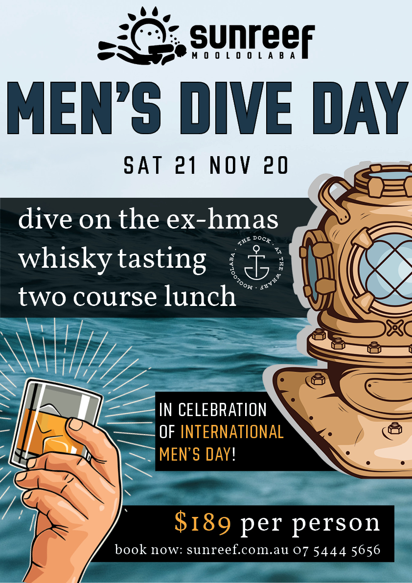 Men's Dive Day