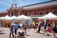 Eastern Market and Desserts Walking Tour