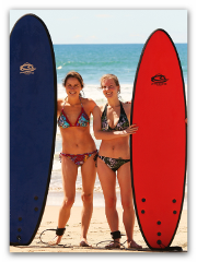 Surf Board Day hire HARD or SOFTBOARD (Broulee)