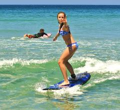 3 Day Surf Lesson Package (Broulee location)