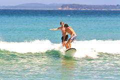 5 Day Surf Lesson Package (Broulee location)