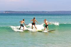 5 Day Surf Lesson Package (Narooma location)