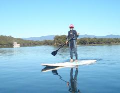 Private Stand Up Paddle Board Lesson (Narooma)