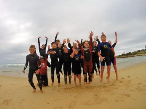 After School Surfing Program