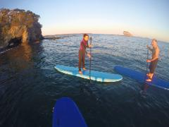 Group Stand Up Paddle Board Lesson (Broulee)