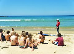 Group Surf lesson (Broulee)