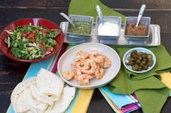 Kids' Cooking Class - Wraps and Rolls (8-12 years old)