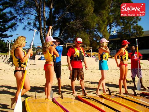 FREE Learn to Stand Up Paddle Boarding (Introduction to SUP)