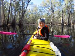 Paddle the Flooded Gunbower Forest