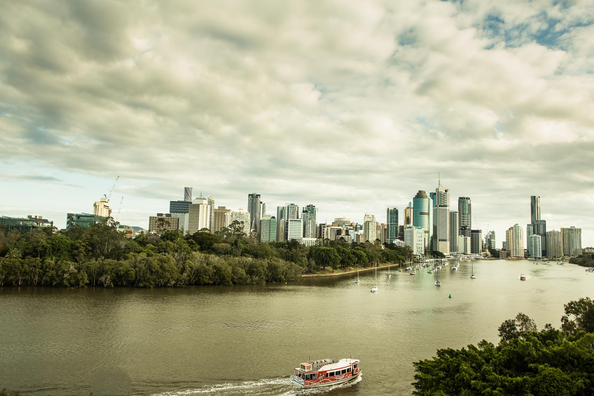 Brisbane Photography Workshop - Day & Night