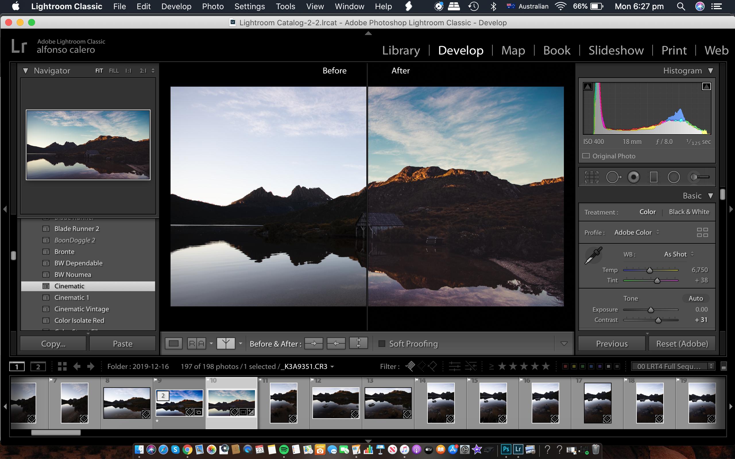 Adobe Lightroom Editing - Beginners