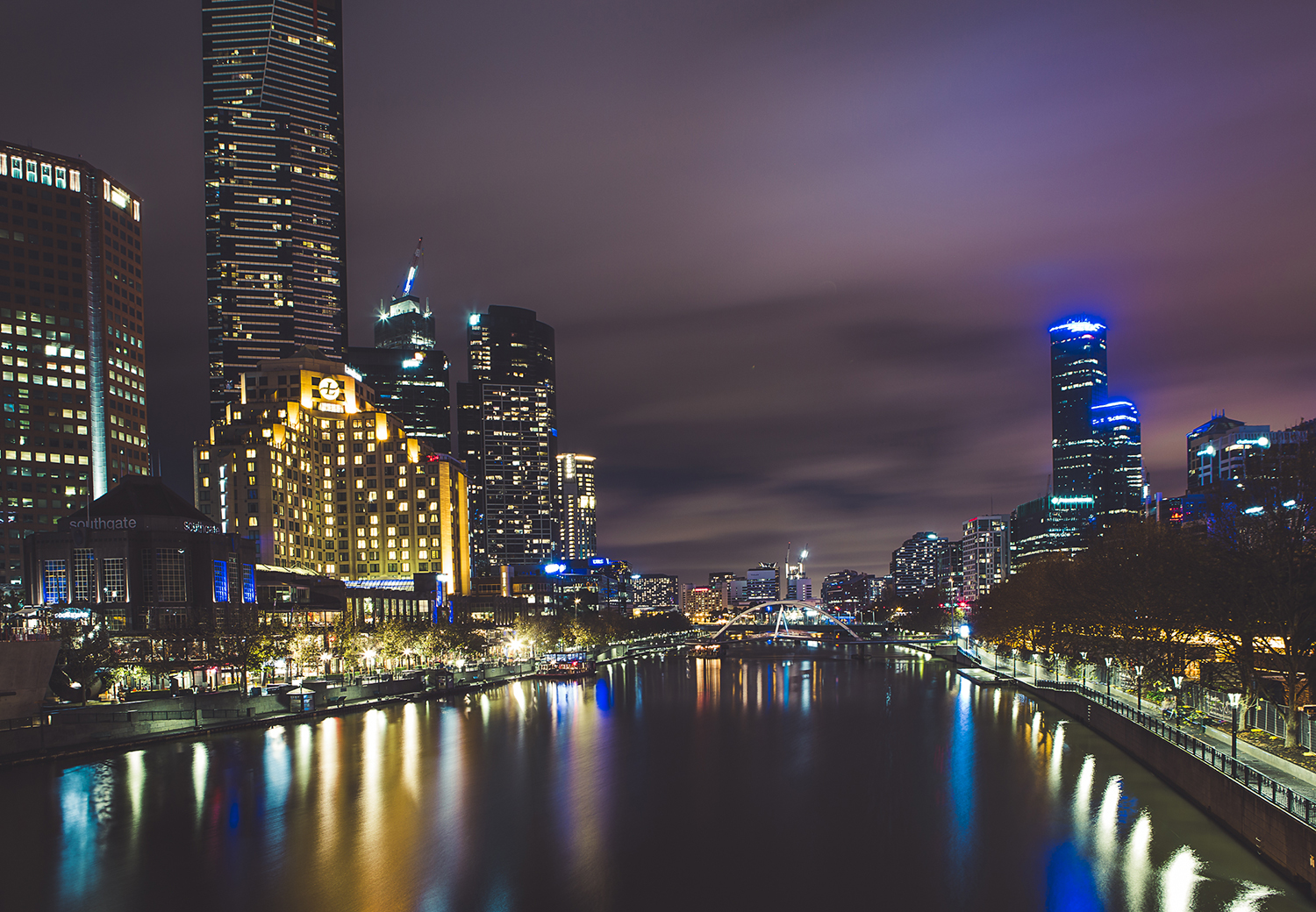 Melbourne Photography Workshop - Day & Night