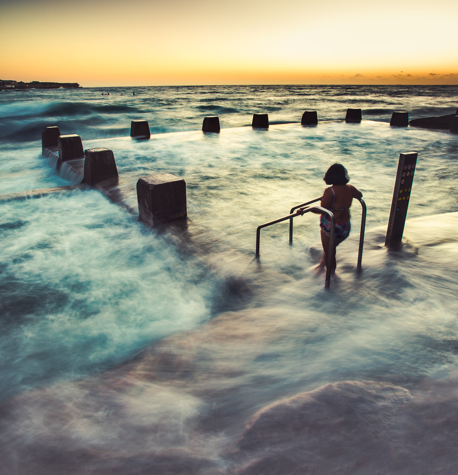 Sydney Seascape Sunrise Photography
