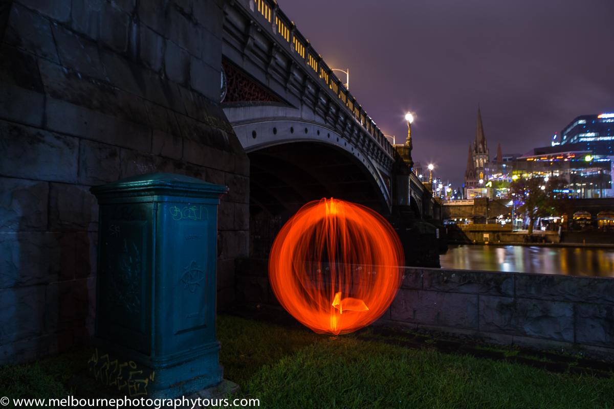 Melbourne Night Photography Workshop