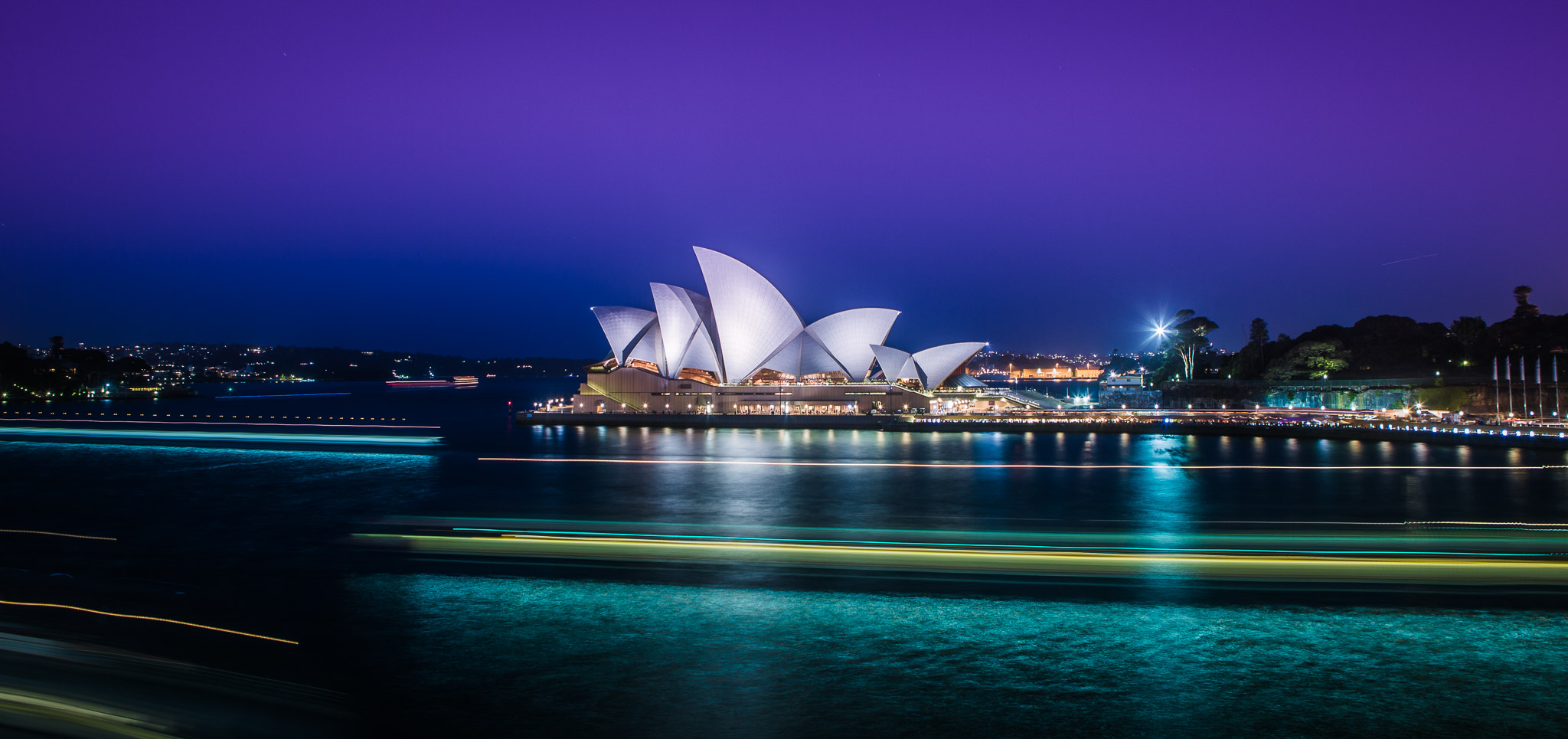 Sydney Photography Workshop - Day & Night