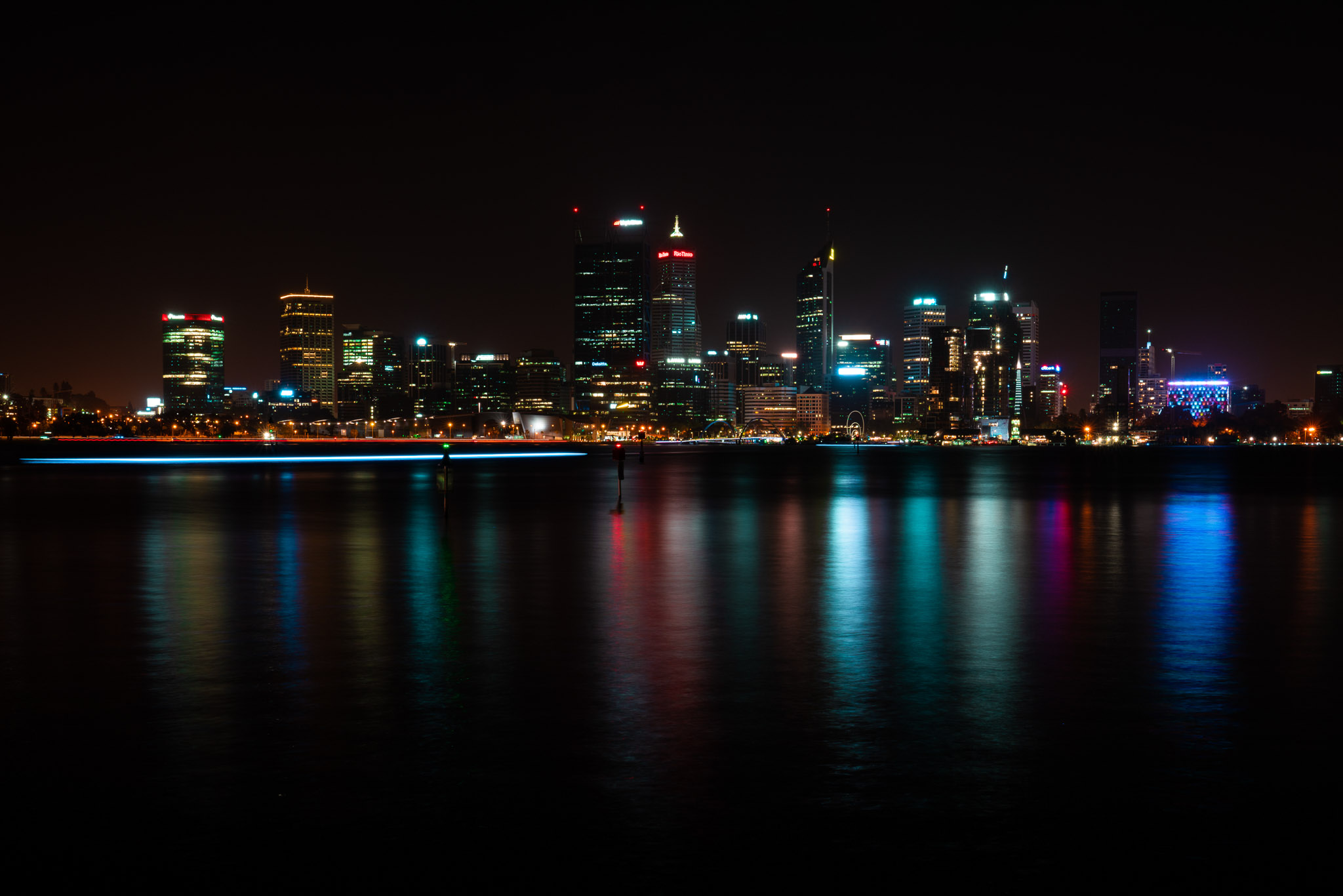 Perth (City) Photography Workshop - Day & Night