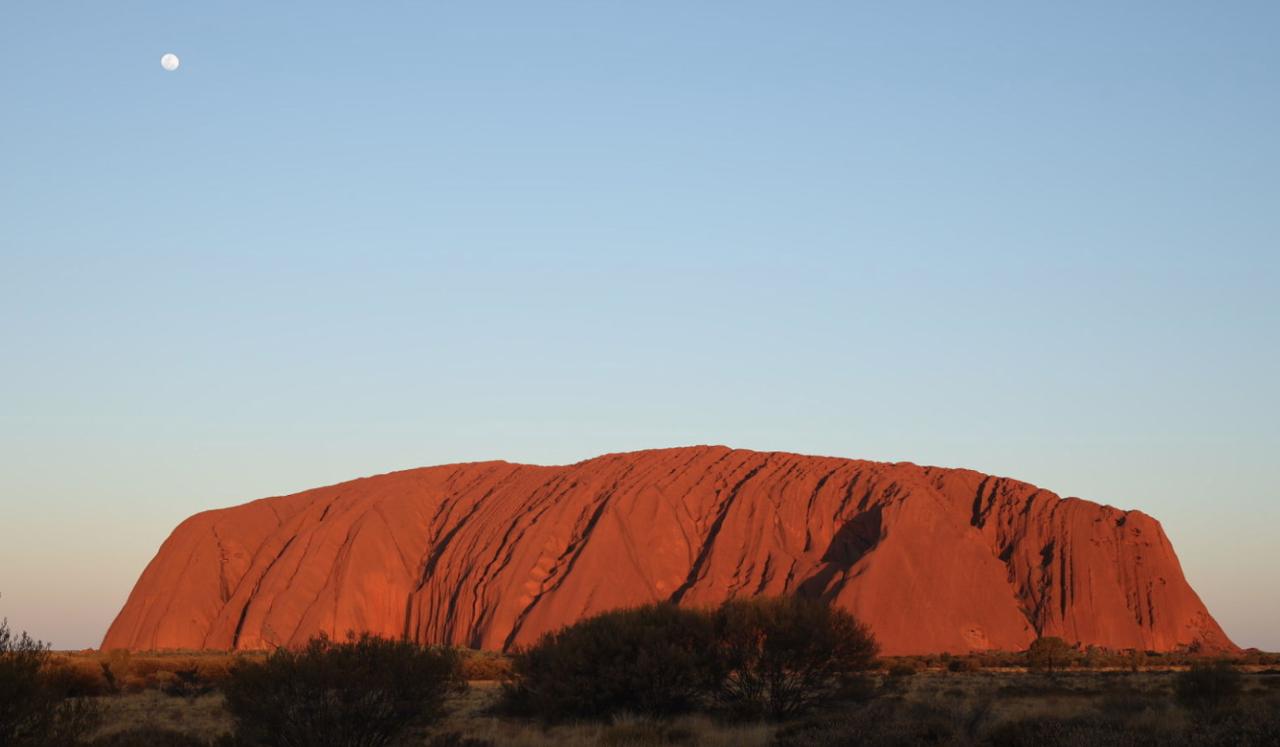Uluru To Alice Springs