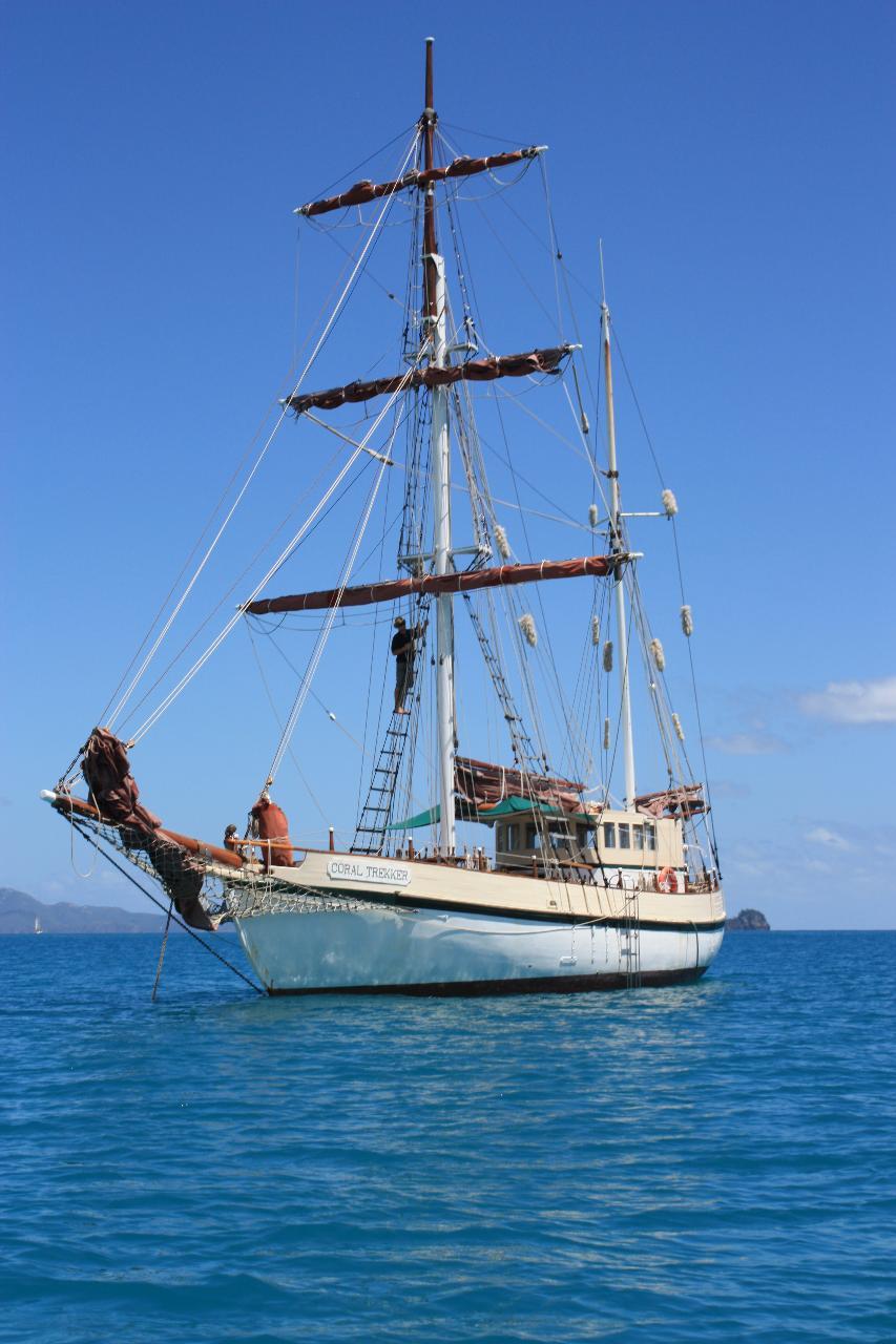 Coral Trekker's Coastal Voyages - Williamstown Dinner Cruise