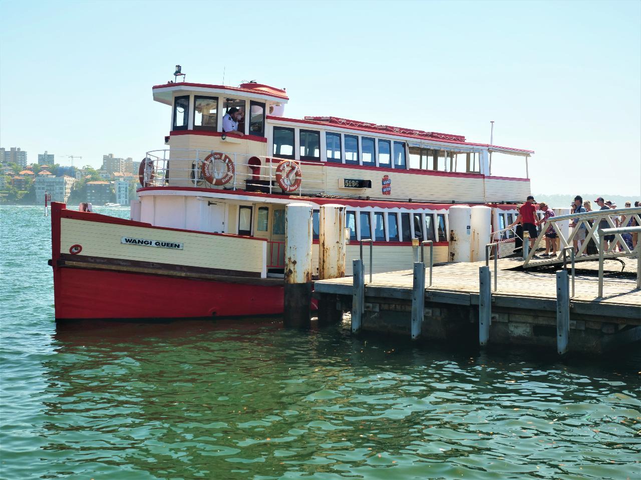 Boxing Day Cruise: Wangi Queen