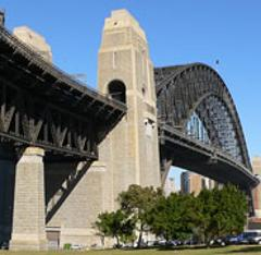 Sydney Sights Tours - Large luxury coach
