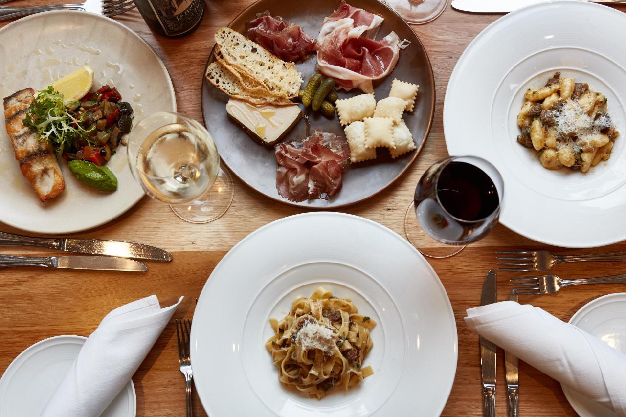 Regional Italian Lunch - Campania