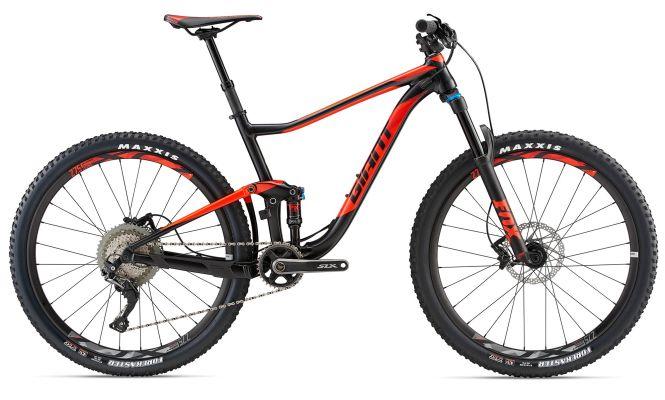 Bike Hire - Giant Anthem Dual Suspension MTB - (Medium) - Per Day