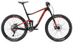 Bike Hire - Giant Anthem Dual Suspension MTB - (Medium) - Per Day